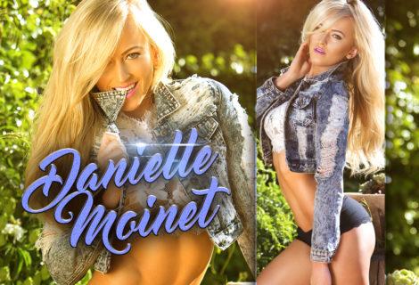 Supermodel Gold: Never B4 Seen Hustle Booty Treasures: Danielle Moinet