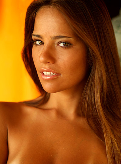 Brazilian Supermodel Amanda Alves Remember You Saw Her