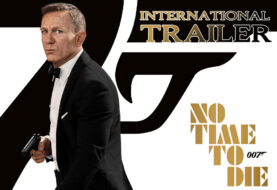 The International Trailer for James Bond No Time to Die is Even Better Than the US Version