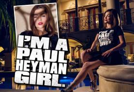 Hannah Townsend is a Paul Heyman Girl