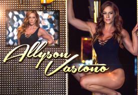 Crossfit's Hottest Model Allyson Vastano Makes Her #HustleBootyTempTats Debut