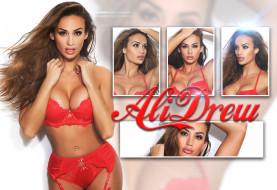 Breaking News! Ali Drew To Release 2017 Calendar
