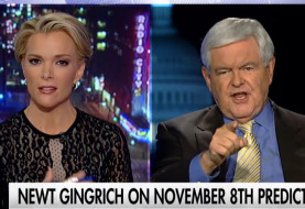 The Entire Uncensored Megyn Kelly vs Newt Gingrich Incident From Fox News