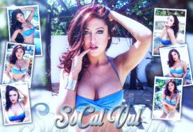 SoCal Val Stuns In This Exclusive Bikini Photo Shoot