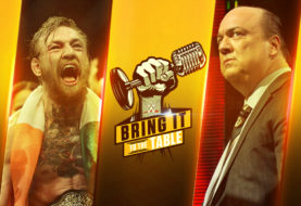 WWE Network's Bring It To The Table Debuts, and Paul Heyman Makes the Ultimate Statement About Conor McGregor