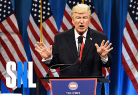 Alec Baldwin Lampoons Trump For the Final Time Before The Donald Becomes President