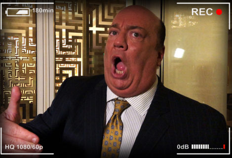 "Paul Heyman on TMZ:  ""Ask Roman Reigns About Brock Lesnar"""