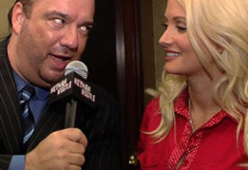 Holly Madison Does The Heyman Hustle