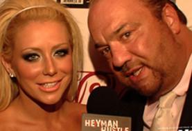 Aubrey O'Day Does the Heyman Hustle