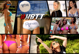 EXCLUSIVE COVERAGE OF THE FIRST ROUND OF THE ReHAB BIKINI INVITATIONAL