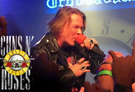 Guns N Roses Reunites in Los Angeles