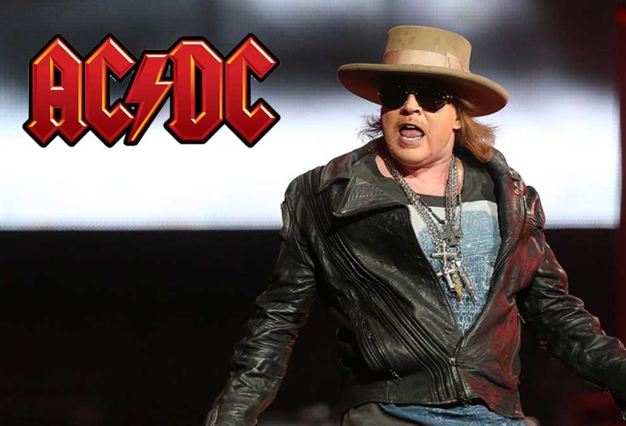 Axl Rose and AC/DC Have Debuted Together … and They Rocked The House in Lisbon