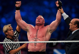 "Paul Heyman: ""Cena, Rousey, McGregor Couldn't Do What Brock Lesnar is Doing"""