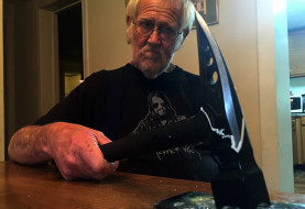 The Angry Grandpa Vs The Indestructible Phone