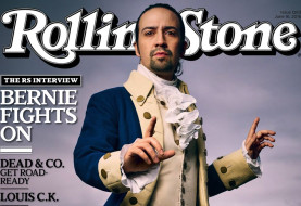 Lin-Manuel Miranda Speaks Out on the 2016 Presidential Election