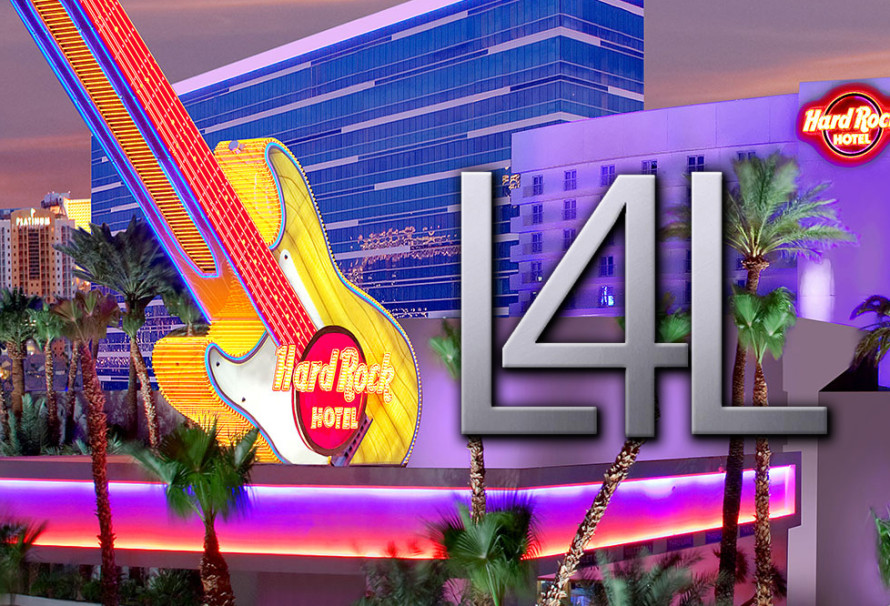 The Looking4Larry Agency Partners with the Hard Rock Hotel and Casino Las Vegas