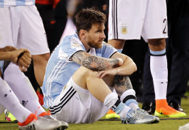 Lionel Messi Retires From International Football While Suffering From The Agony of Defeat