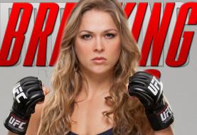Ronda Rousey Undergoes Knee Surgery