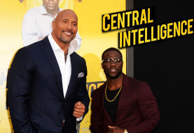 """The Rock and Kevin Hart Promote """"Central Intelligence"""""""