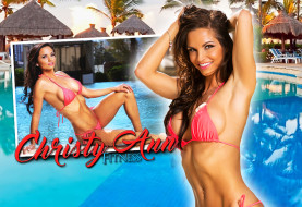 Christy Ann Fitness' Sexiest Photo Shoot EVER