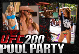 EXCLUSIVE Coverage of the UFC 200 Rehab Pool Party at the Hard Rock Hotel and Casino Las Vegas