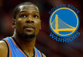 Kevin Durant To Sign with the Golden State Warriors