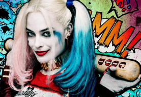 """See The """"Suicide Squad"""" Trailer That Rocked Comic-Con Today"""