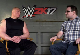 See What Happens When Brock Lesnar Doesn't Feel Like Getting Interviewed
