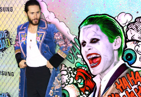 """Jared Leto Reveals a Dirty Little Secret About The Joker's """"Suicide Squad"""" Deleted Scenes"""
