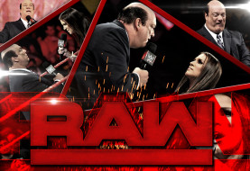 Paul Heyman Pays Brock Lesnar's Fine To Stephanie McMahon ... IN ONE DOLLAR BILLS!