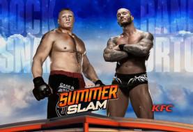 Brock Lesnar, Paul Heyman and Randy Orton Talk About WWE SummerSlam