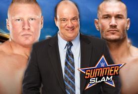 Paul Heyman Discusses Randy Orton's Chances Against Brock Lesnar at WWE SummerSlam