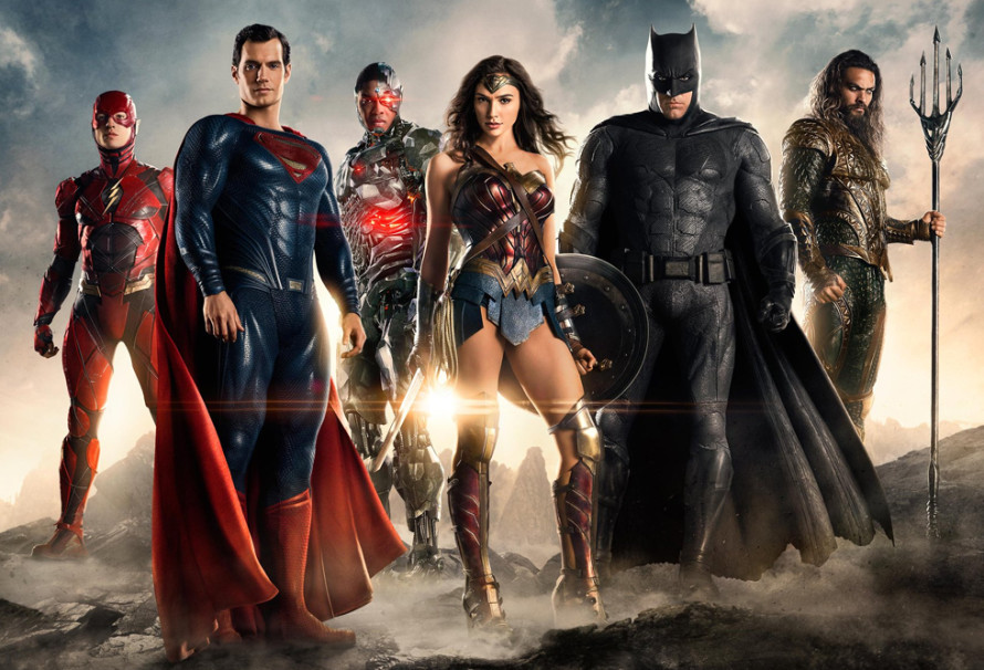 """SPOILER ALERT For The """"Justice League"""" Movie"""