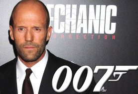 Statham on Bond ... James Bond