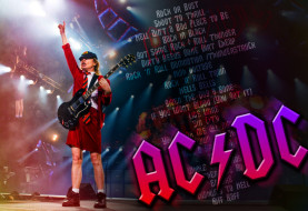 Here's The Set-List From Tonight's AC/DC Concert at Madison Square Garden