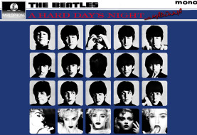 Madonna Covers The Beatles