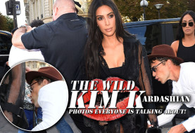 The Wild Kim Kardashian Photos Everyone is Talking About