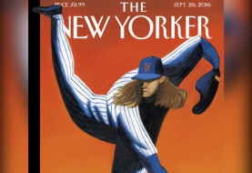 Noah Syndergaard Covers The New Yorker