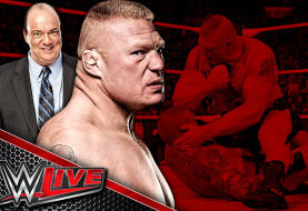 Paul Heyman Warns Chicago What Brock Lesnar Is Going To Do To Randy Orton This Saturday Night at the Allstate Arena