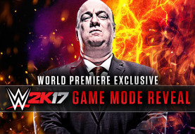 EXCLUSIVE WWE 2K17 GAME MODE REVEAL