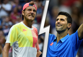 Lucas Pouille Upsets Rafael Nadal in Five Sets While Djokovic Advances at US Open