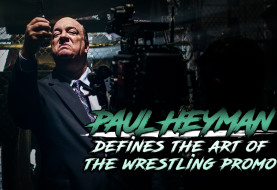ESPN Features The Art of the Promo with Paul Heyman