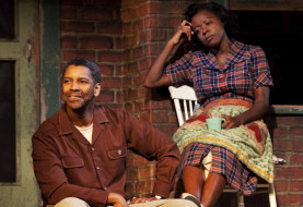 """Get Ready For Virtuoso Performances From Denzel Washington and Viola Davis in """"Fences"""""""