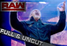 Full Unedited WWE Monday Night RAW Segment Featuring The Epic Return of Goldberg