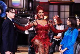 """Sneak Preview of Laverne Cox Singing """"Sweet Transvestite"""" From Fox's Remake of The Rocky Horror Picture Show"""