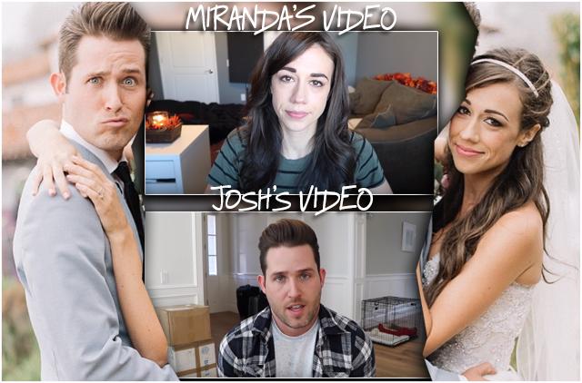 Miranda Sings And Joshua Evans Announce Their Divorce On Youtube