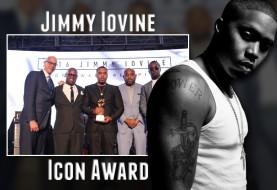 Nas Presented the Jimmy Iovine Icon Award