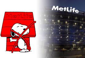 MetLife Fires Snoopy