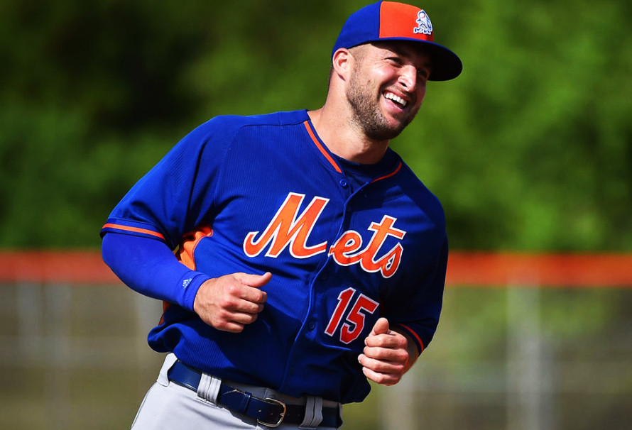 The New York Mets Make a Big Move with Tim Tebow