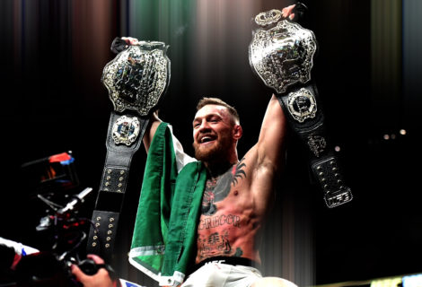 Conor McGregor is No Longer The UFC Undisputed Featherweight Champion of the World